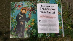 De eenvoud van Franciscus van Assisi