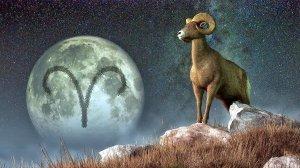 Maan in Ram
