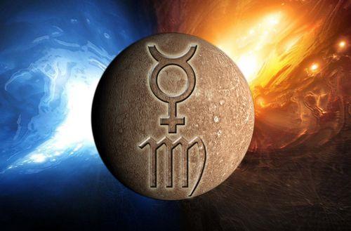 Mercurius in Maagd
