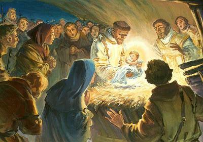Franciscus kerstfeest