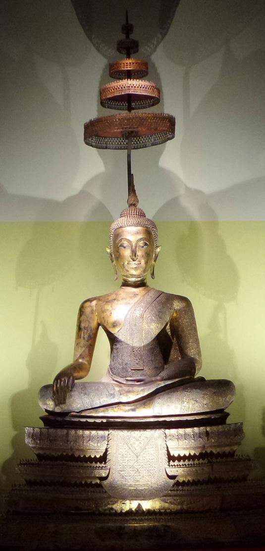 Boeddha Thailand Museum Volkenkunde Leiden 002