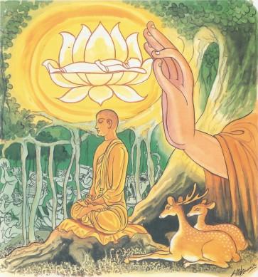 Deugdzaamheid buddha