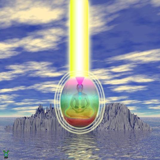 Spirituele verlichting | Space van Ronald