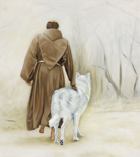 taming_the_wolf_francis+wolf_painting