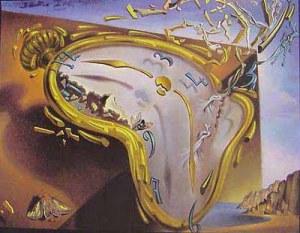 Tijd_exploding_clock_dali_salvador