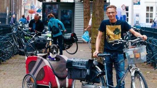 AD Delft onderweg in vrede met moeder aarde 28072016