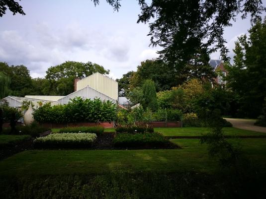 Botanische Tuin Delft : Open monumentendag botanische tuin delft space van ronald