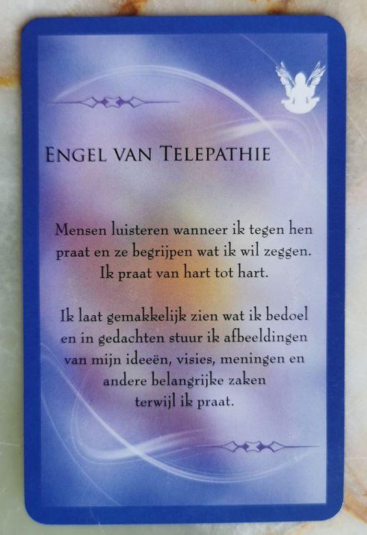 Engel van Telepathie